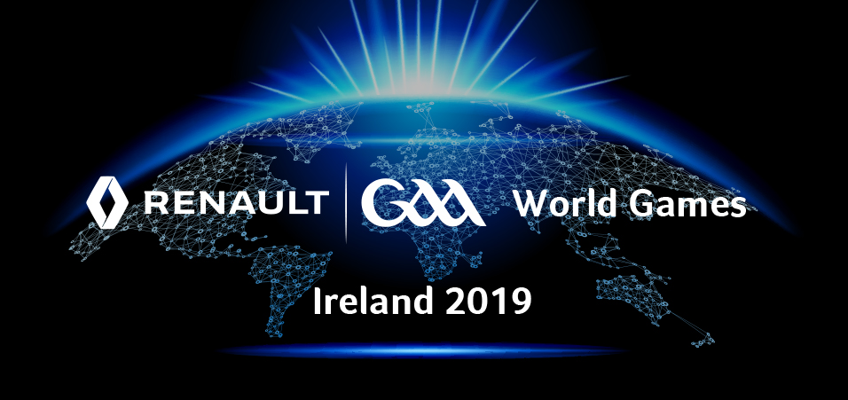 World Games GAA 2019 Irlande